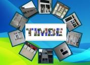 Timbe - topquality upvc sliding windows in chennai