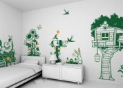 Vs enterprises - kids room wall painting services