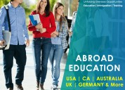 Overseas education consultants at new delhi