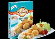 Karamat's special cheese ball for today< tomorrow