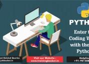 Best python industrial training | Python training