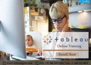 Tableau online training in hyderabad | onlinetguru