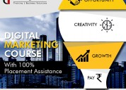 Advanced certified digital marketing course