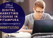 Top digital marketing course in pitampura by digit