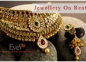 Best diamond jewellery on rent