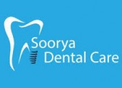 Cheaper dental implant treatment in india