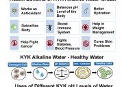 Kyk alkaline water ionizer - hyderabad dealer