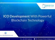 Crypto app factory ico software development