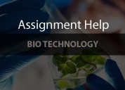 Online tutoring on bio-technology