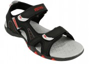 Buy vostro ace-1 black men sandals online