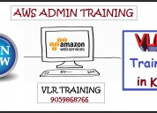 Aws admin training in kukatpally jntu