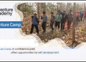 Adventure camps in india