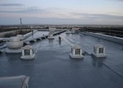 V s enterprises - commercial terrace waterproofing