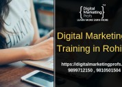 Best digital marketing training in rohini