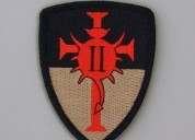 Why you choose gs-jj morale patches