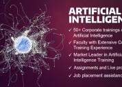 Artificial intelligence training in hyderabad