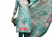Buy churidar suits online at eanythingindian.com