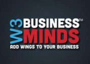 W3bminds has helped many companies succeed online