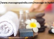 Get full body massage in hyderabad to relax your b
