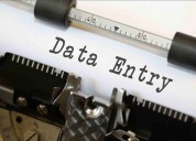 Best data entry and data coversion service provide