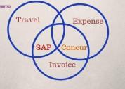 Sap concur|sap concur solutions|sap travel and exp