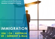 Overseas immigration consultants at ahmedabad
