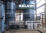 Zero liquid discharge (zld) plant