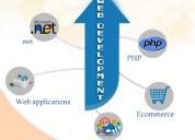 Web development service company in hyderabad