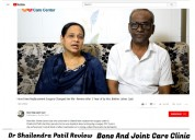 Dr shailendra patil review-improve life better