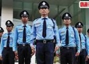 Security guards services in delhi