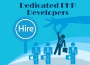 Php web developer , dedicated php developer , drcs