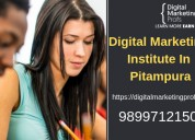 Best Digital Marketing Institute in Pitampura