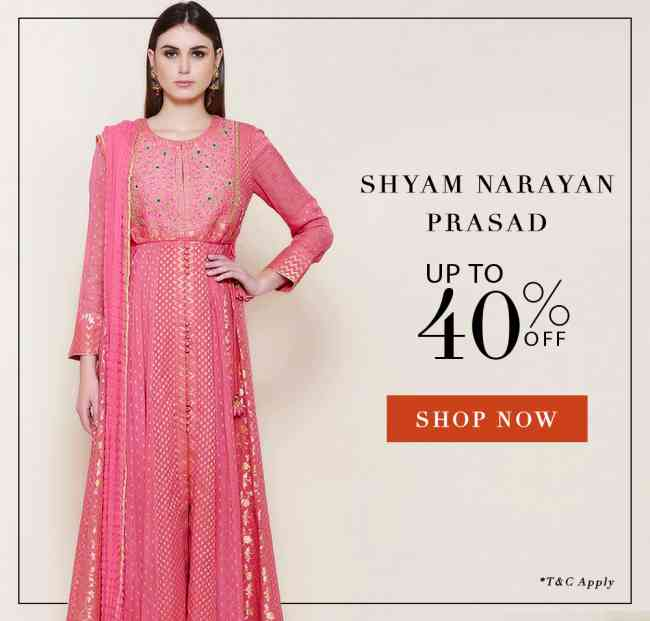 Valentine's Day Sale - Get upto 40% Off on Dresses