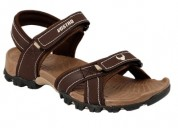 Get an elegant stylish vostro ace-7 brown sandle