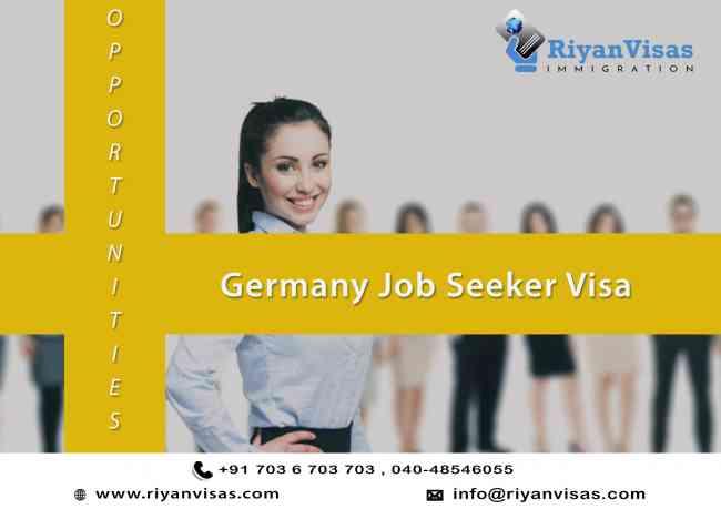 Germany Job Seeker Visa Consultants in Hyderabad