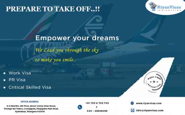 Best visa immigration consultants in Hyderabad