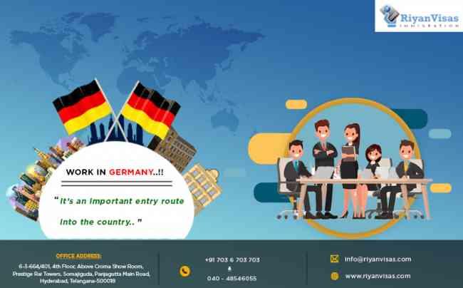 Germany pr visa in hyderabad