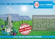 Residential pumps - cri pumps