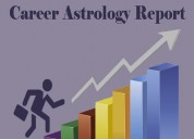Career astrology report, job astrology report