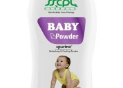 Buy sparino baby herbal powder - sscpl herbals