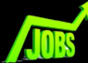 Student and retried persons jobs here.