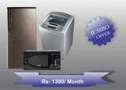 home appliances rent in bangalore | pickforrent