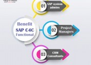 Sap c4c functional online training course in hyder