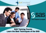 Base & advanced sas training institute in noida