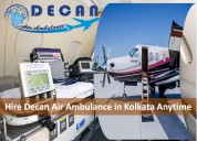 Accessibility to air ambulance in kolkata entail p