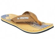 Get Up to 50% off Vostro Fab-1 Blue Men Flip Flops