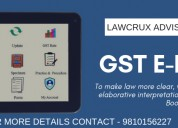 Buy gst e-book |updated law acts & tax policies