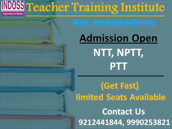 correspondence primary Teacher training course