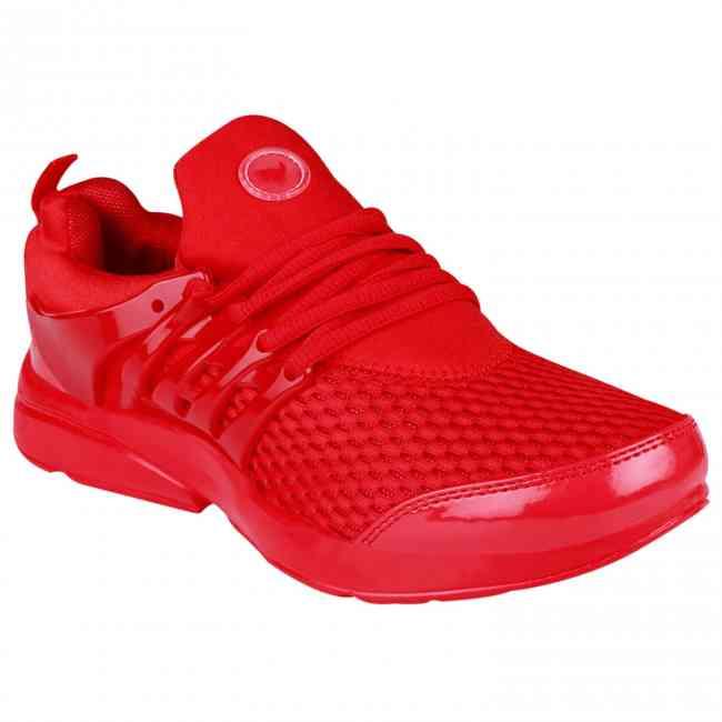 Buy Vostro Vast Red Lifestyle Shoe For Men Online