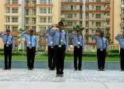 Security guards services noida